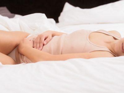 De flesta känner någon form av tryck eller mild smärta vid mens
